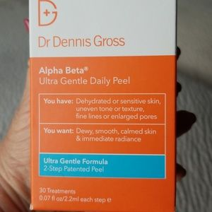 Dr Dennis Gross Makeup - Alpha Beta - Ultra Gentle Daily Peel Pads